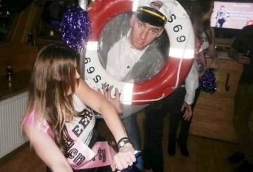 Party Boat Hen Party manchester