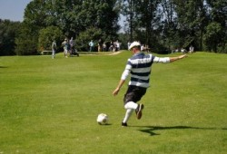 FootGolf Gold Football Stag and hen Party