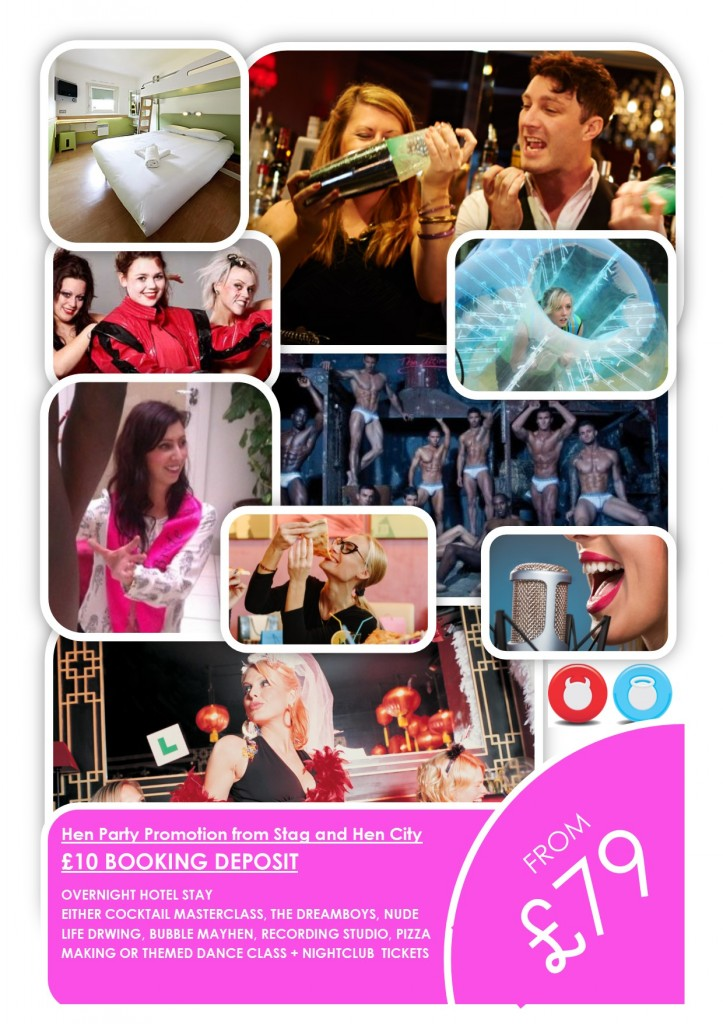 may hen party promo