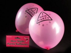Hen Party Balloons