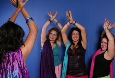 Bollywood Dance Class Hen Party Manchester