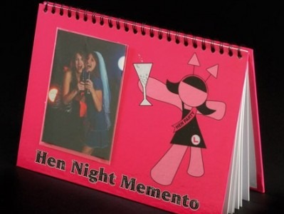 MEMENTO Book hen Night