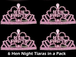 hen party tiara