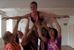 Dirty Dancing Dance Class Hen Party Manchester