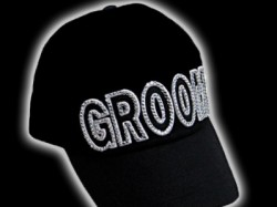 Groom Cap Stag Party Accessories