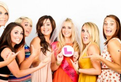 Pre-Hen Party Photo Shoot Manchester