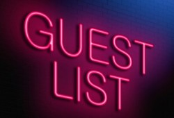 Guest List Bar Entry