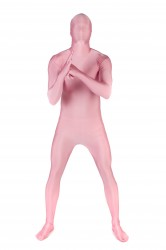 Pink Morphsuit Stag Party