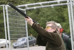 Clay Pigeon Shooting Stag Party Chester