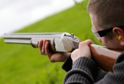 Clay Pigeon Shooting Stag Party