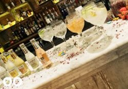 gin masterclass 3 course meal